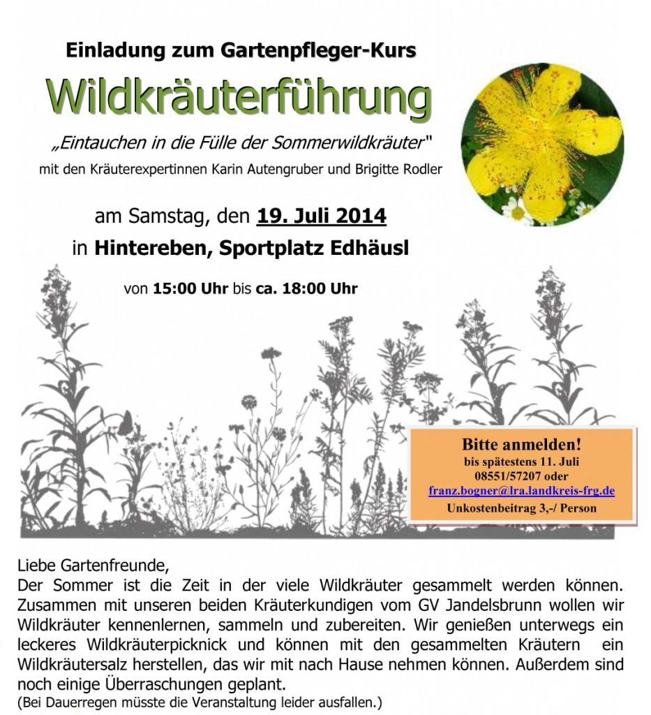 Gapf-Kurs Wildkräuter 2014 web