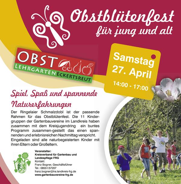 Obstblütenfest 2013 für Perlesreut Gdeblatt.cdr